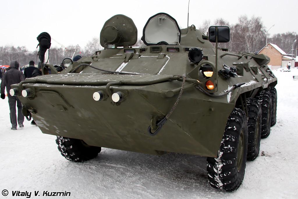 БТР-80 из состава ОДОН (BTR-80 from ODON)