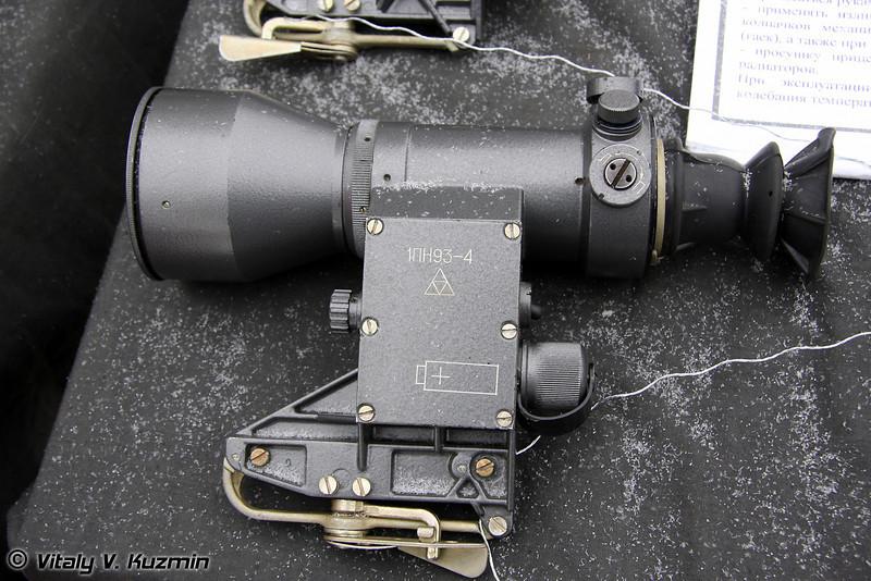 Ночной прицел 1ПН93-4 (Night scope 1PN93-4)