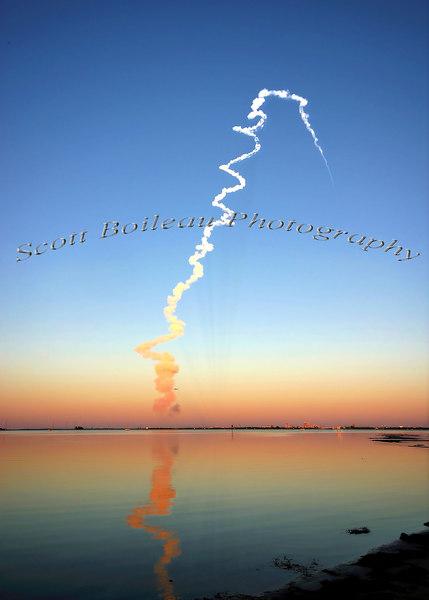 Delta Launch Saturday February 17  2007