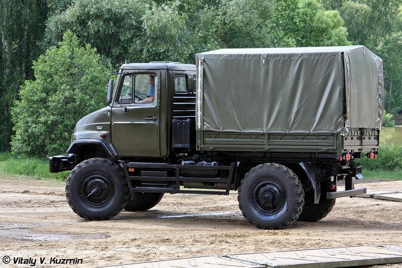 ЗИЛ-43272Н (ZIL-43272N)