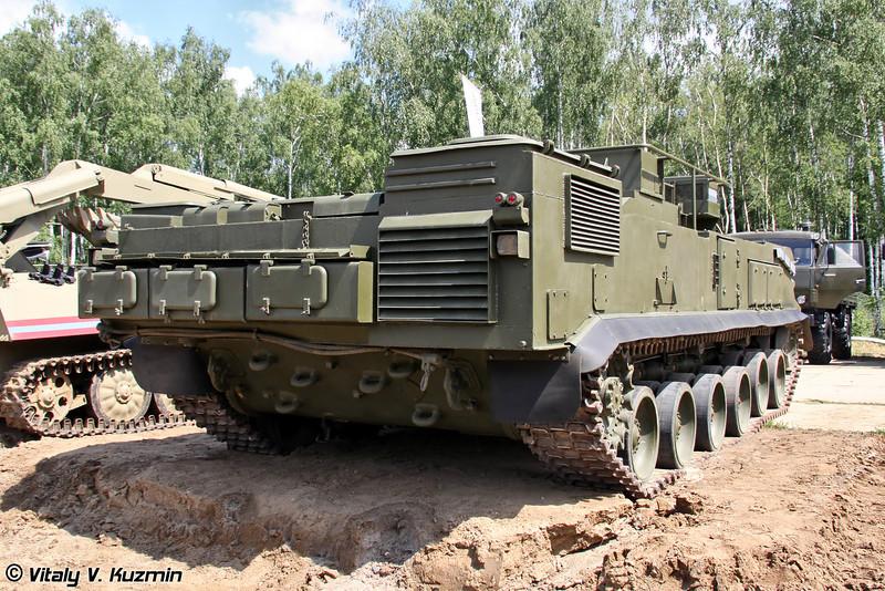 Унифицированное базовое гусеничное шасси ГМ-5970.05 (Tracked base chassis GM-5970.05)