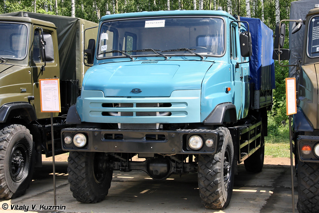 ЗИЛ-43274Н (ZIL-43274N)
