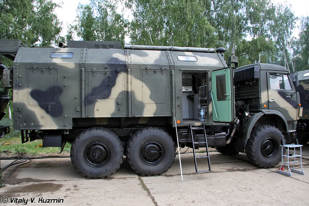 Электростанция ЭД-3х30-Т/400-4РАС (Mobile power station ED-3x30-T/400-4RAS)