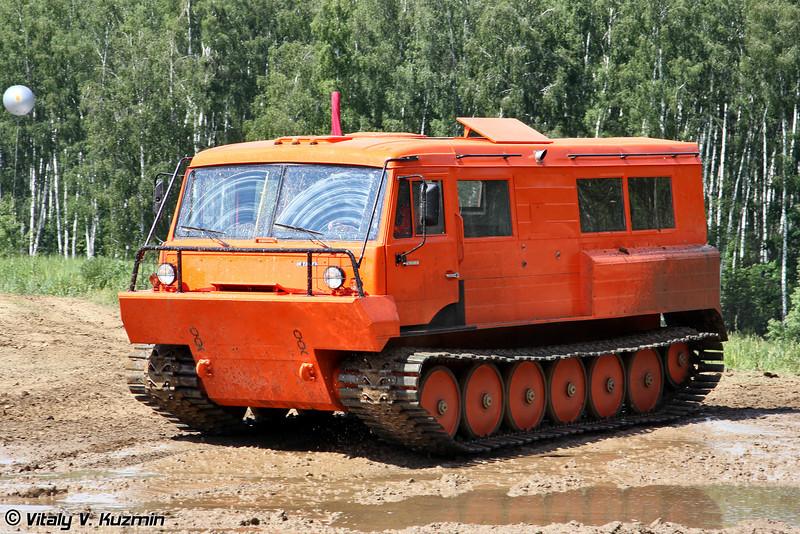 Гусеничный транспортер ТТМ-3ПС (Tracked carrier TTM-3PS)
