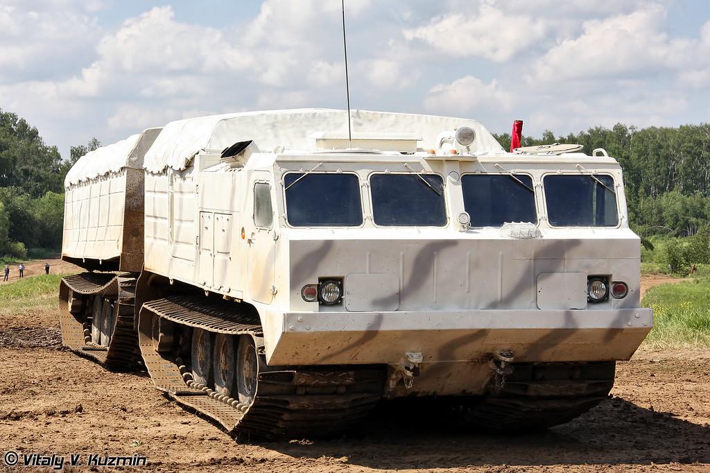 Транспортер ДТ-10П (DT-10P)