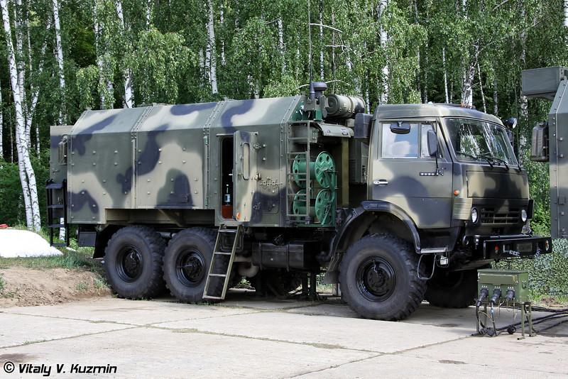 Базовый модуль аппаратной связи БМ-АС (Signal vehicle BM-AS)