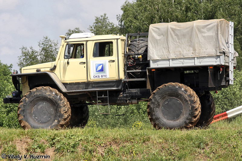 Вездеходное транспортное средство Харп-Р (All-terrain vehicle Kharp-R)