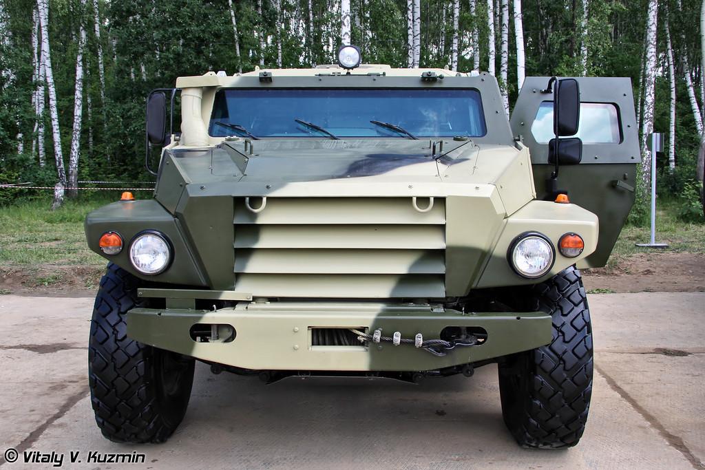 Автомобиль многоцелевого назначения ВПК-39272 Волк (VPK-39272 Volk)