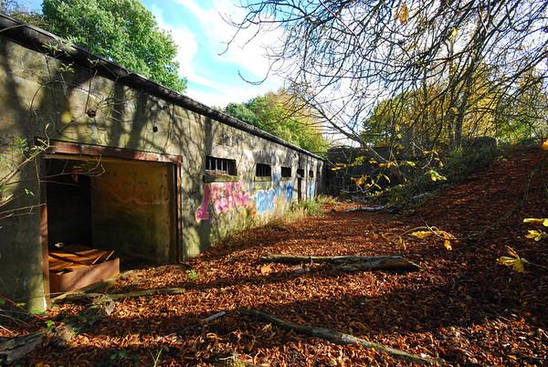 Derelict Military Sites