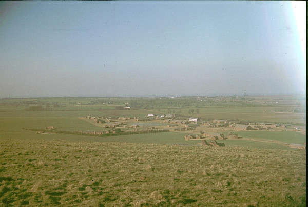 Viewed from Smeathes Ridge 1978