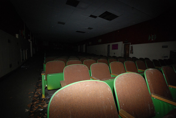 A few close-ups of the seating