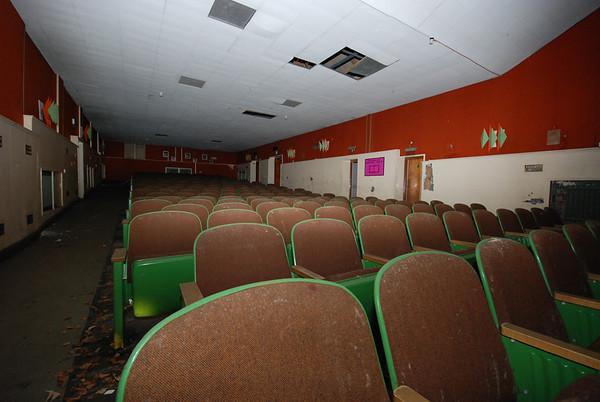 Ten seats wide..