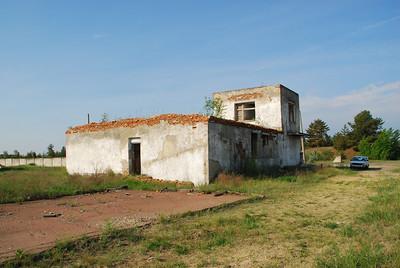 Dyvychky Military Base Expedition Ukraine 2012.
