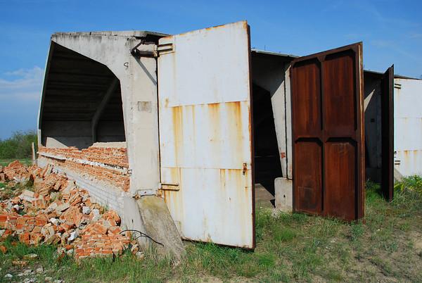 Big old doors