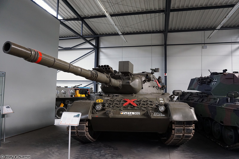 Leopard 1A2A1