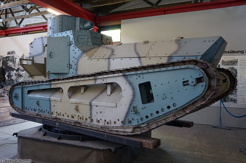 Легкий танк LG II (LG II light tank)