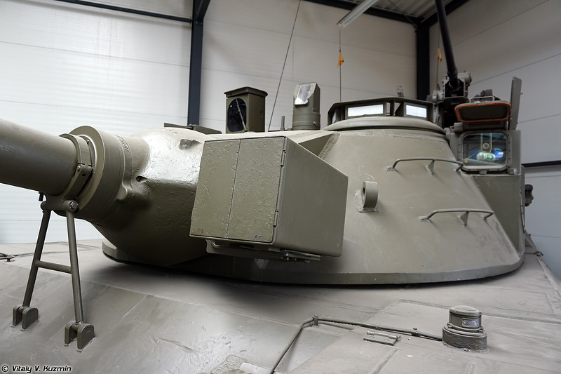 Kampfpanzer 70 (MBT-70)