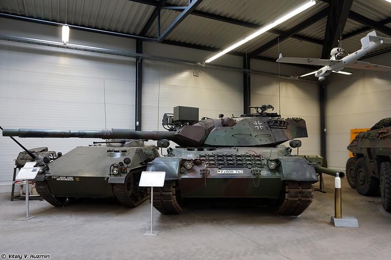 Leopard 1A1A4