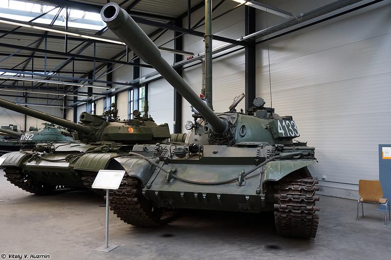 Средний танк Т-55А (T-55A tank)