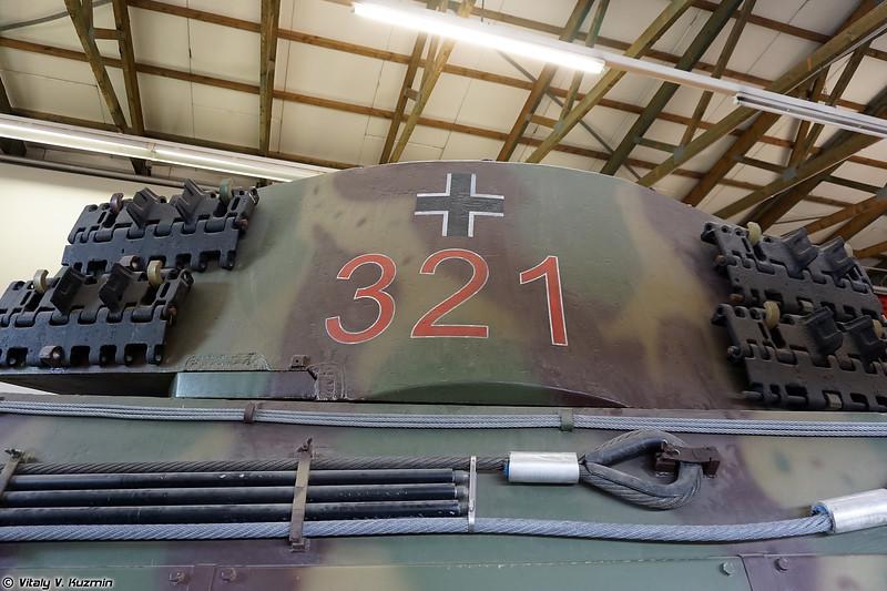 Panzerkampfwagen VI Ausf. B Tiger II