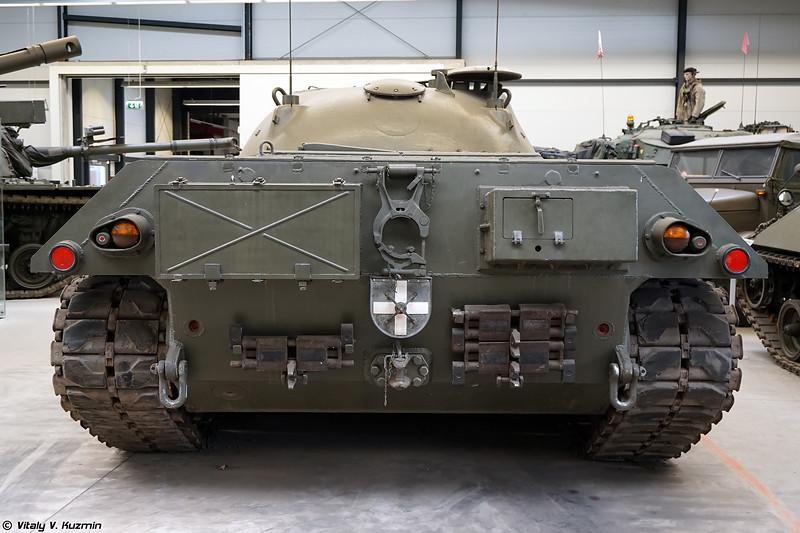 Прототип танка Леопард 1 группы А2 (Leopard 1 Type A2 prototype)