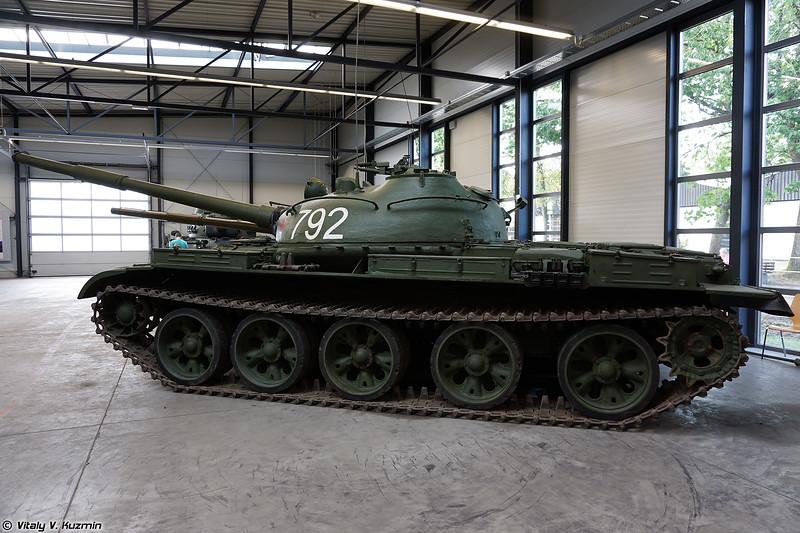 Средний танк Т-62 (T-62 tank)