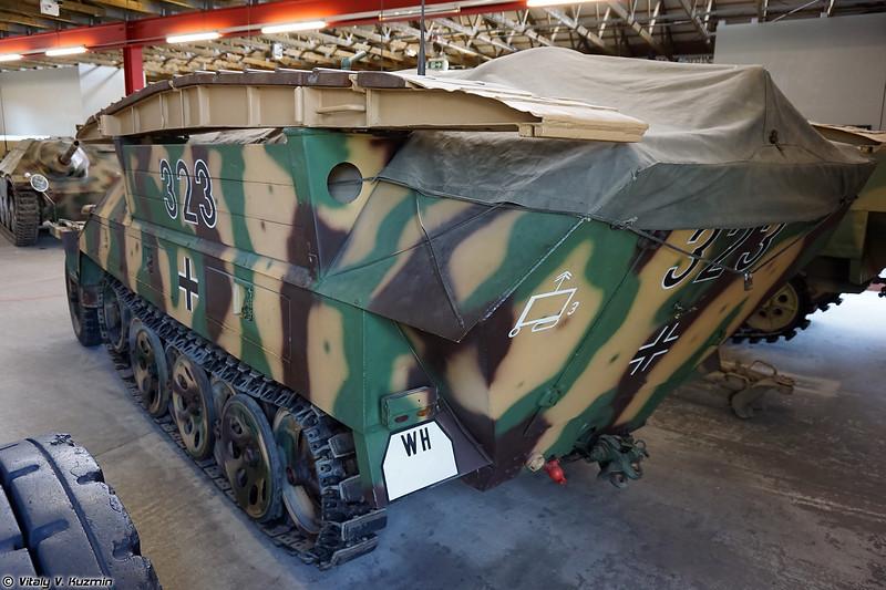 Sd.Kfz. 251/7 Pionierpanzerwagen