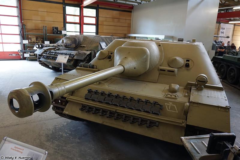 Прототип Jagdpanzer IV (Jagdpanzer IV Prototype)