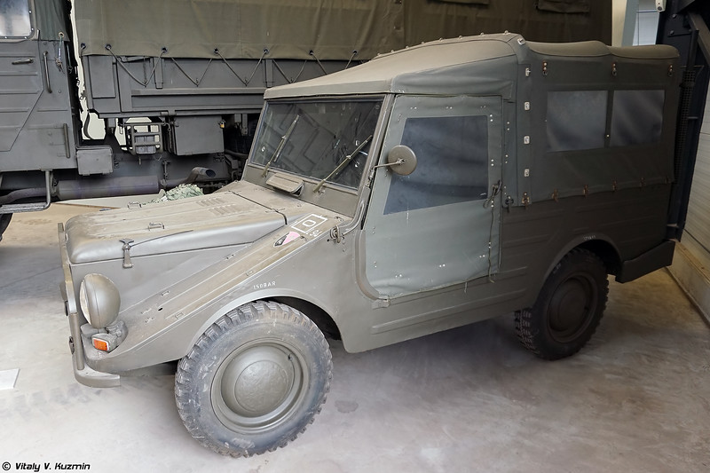 DKW Munga 8