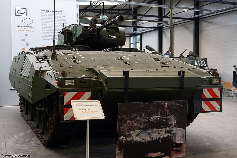 Опытный образец БМП Puma (Puma IFV prototype)