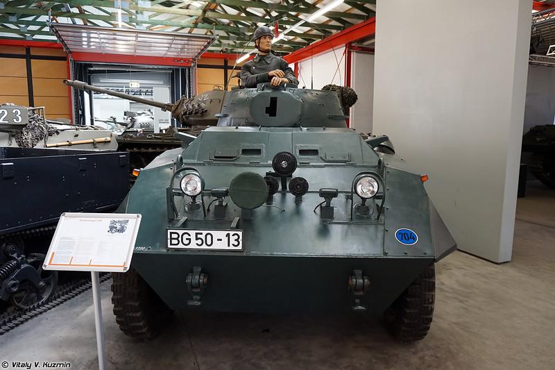 Sonderwagen M8