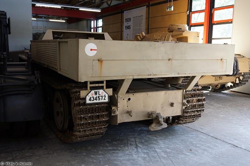 Schwerer Wehrmachtschlepper (sWS)