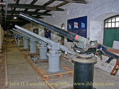 Devonport Naval Heritage Centre, Plymouth - August 28, 2004