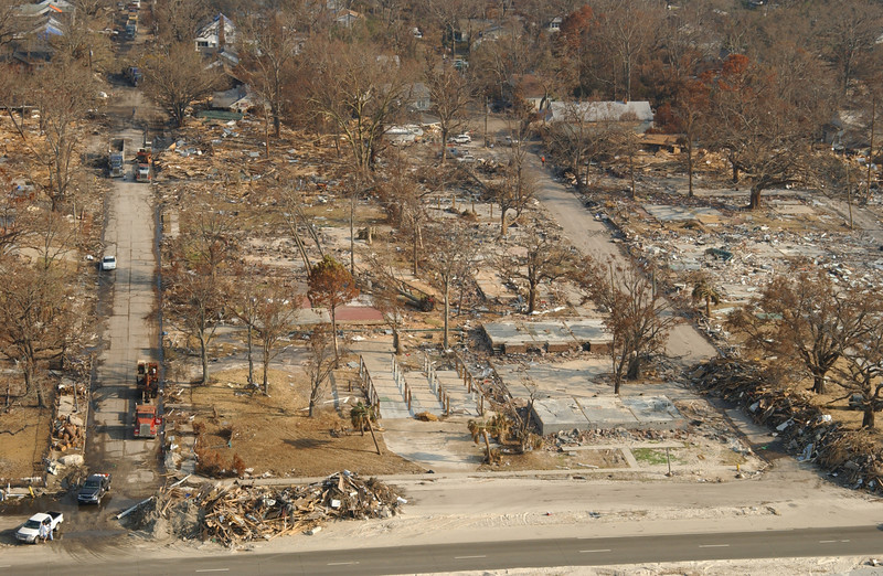 an overview of the devastation of the infamous hurricane katrina