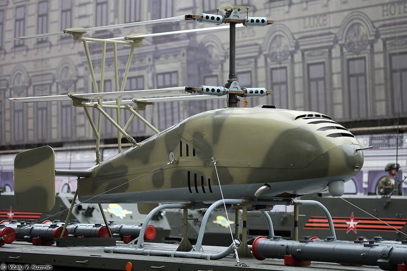 БЛА ВТ Катран (Katran UAV)