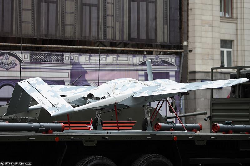 БПЛА Корсар (Korsar UAV)