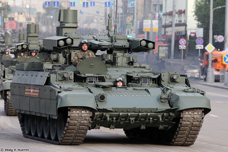 БМПТ (BMPT armored fighting vehicle)