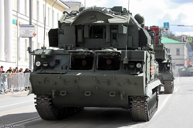 БМ 9А331М ЗРК 9К331М Тор-М2 (9A331M TLAR 9K331M Tor-M2)