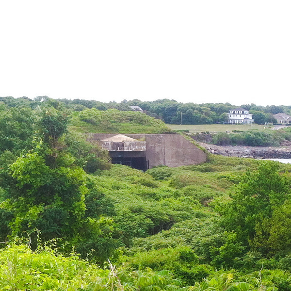 East Point Coastal Defense area