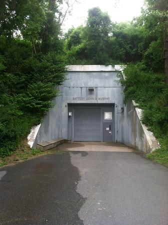 East Point Coastal Defense area, Nahant, MA