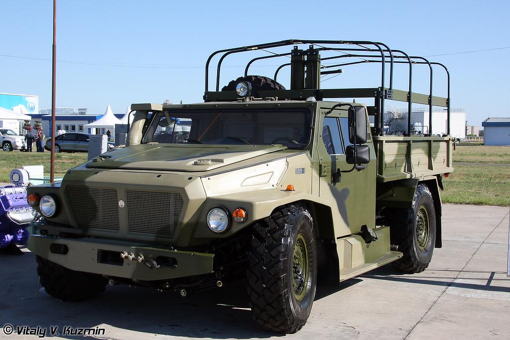 Автомобиль ВПК-39272 Волк (Vehicle VPK-39272 Volk)