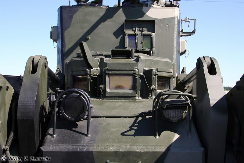 Инженерная машина разграждения ИМР-3М (Combat engineering vehicle IMR-3M)