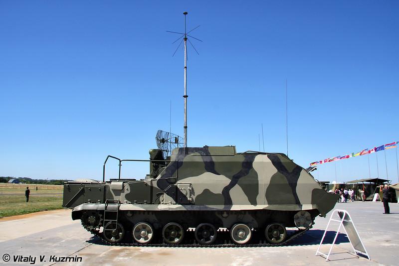 Пункт боевого управления 9С470М1 ЗРК Бук-М1-2 (9S470M1 command post vehicle for Buk-M1-2)