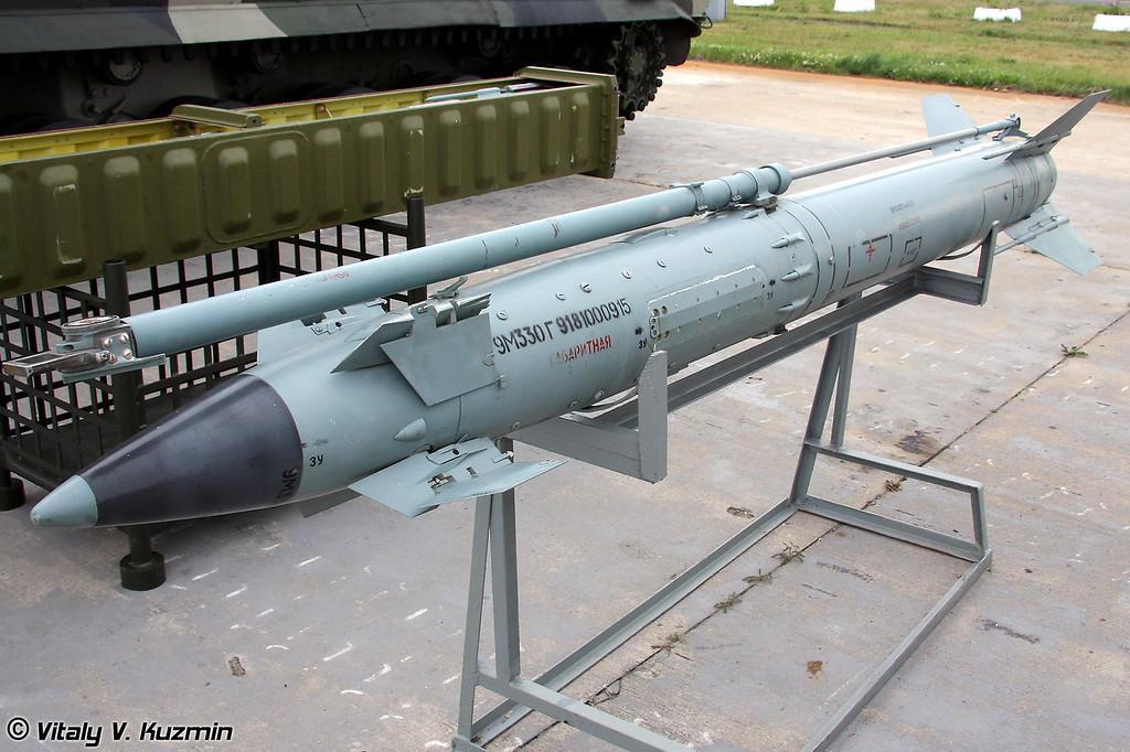 Зенитная управляемая ракета 9М330 (Surface-to-air guided missile 9M330)