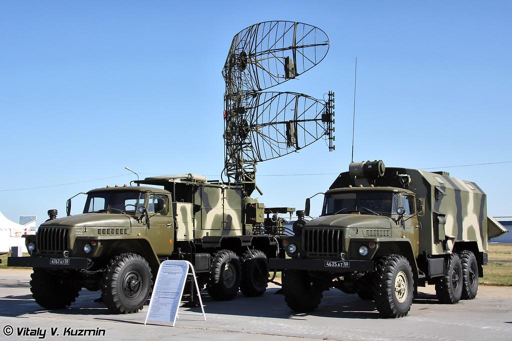 Радиолокационная станция Каста-2Е2 (Kasta-2E2 radar)
