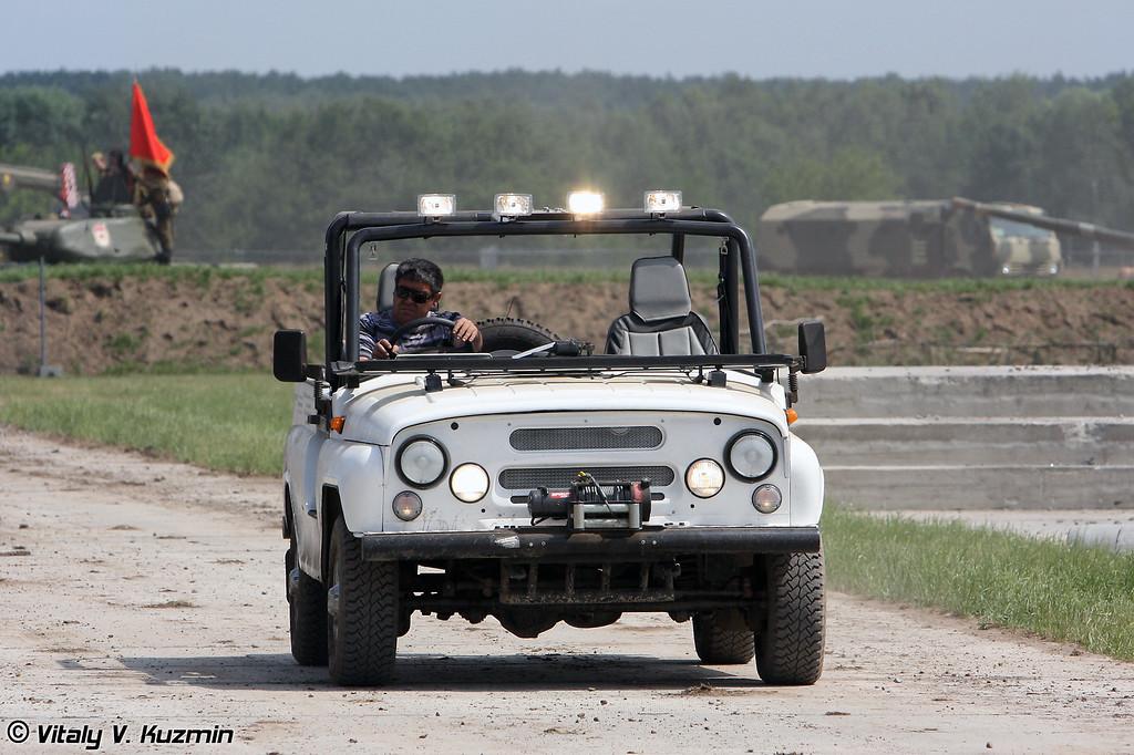 УАЗ Скорпион-1 (UAZ Scorpion-1)