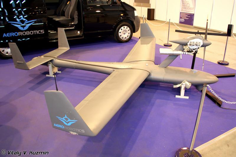 Многоцелевой беспилотный комплекс А175 Акула (Multifunctional UAV complex A175 Akula)