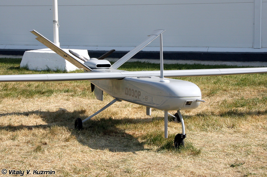 БПЛА Дозор-100 (Dozor-100 UAV)