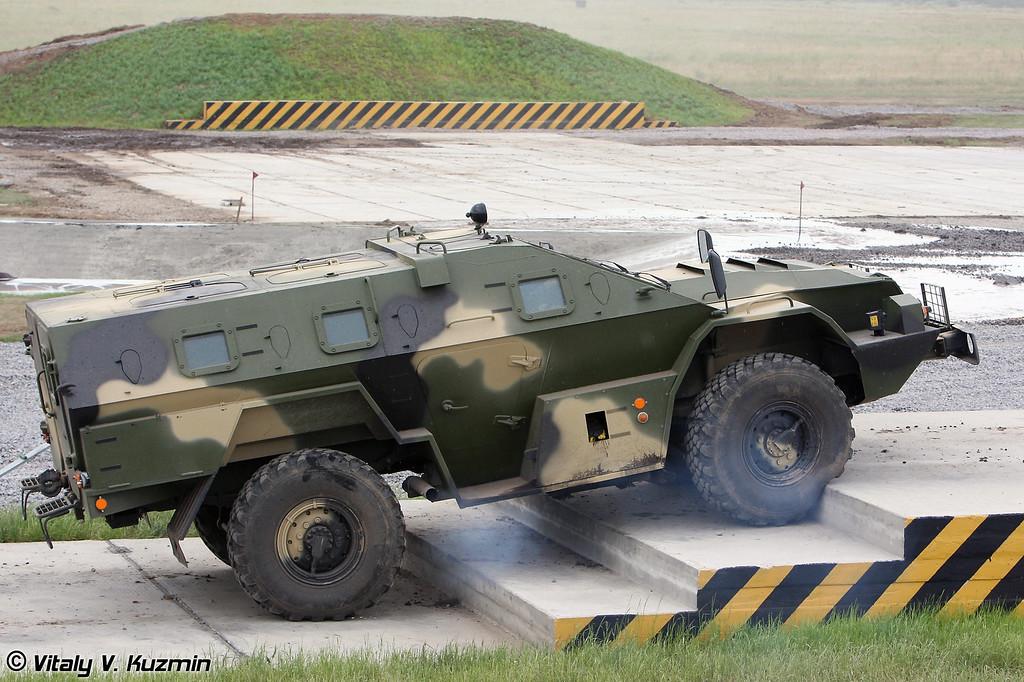 КАМАЗ-43269 Выстрел (KAMAZ-43269 Vystrel)