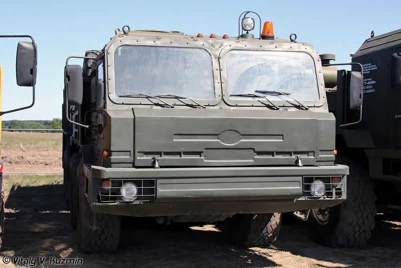 Балластный тягач БАЗ-6306-013 (BAZ-6306-013)